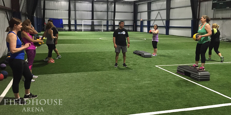 FieldHouse Arena Easton Training and Fitness